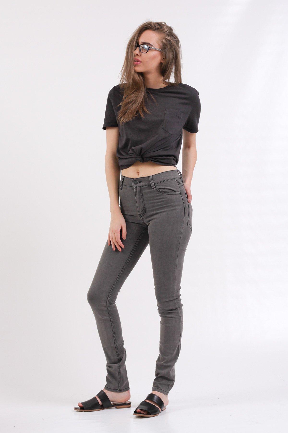 Jeans Cheap Monday 45 min Stonewash