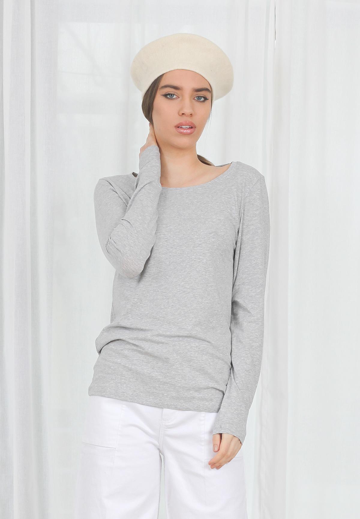 Bluza COS Grey Classic