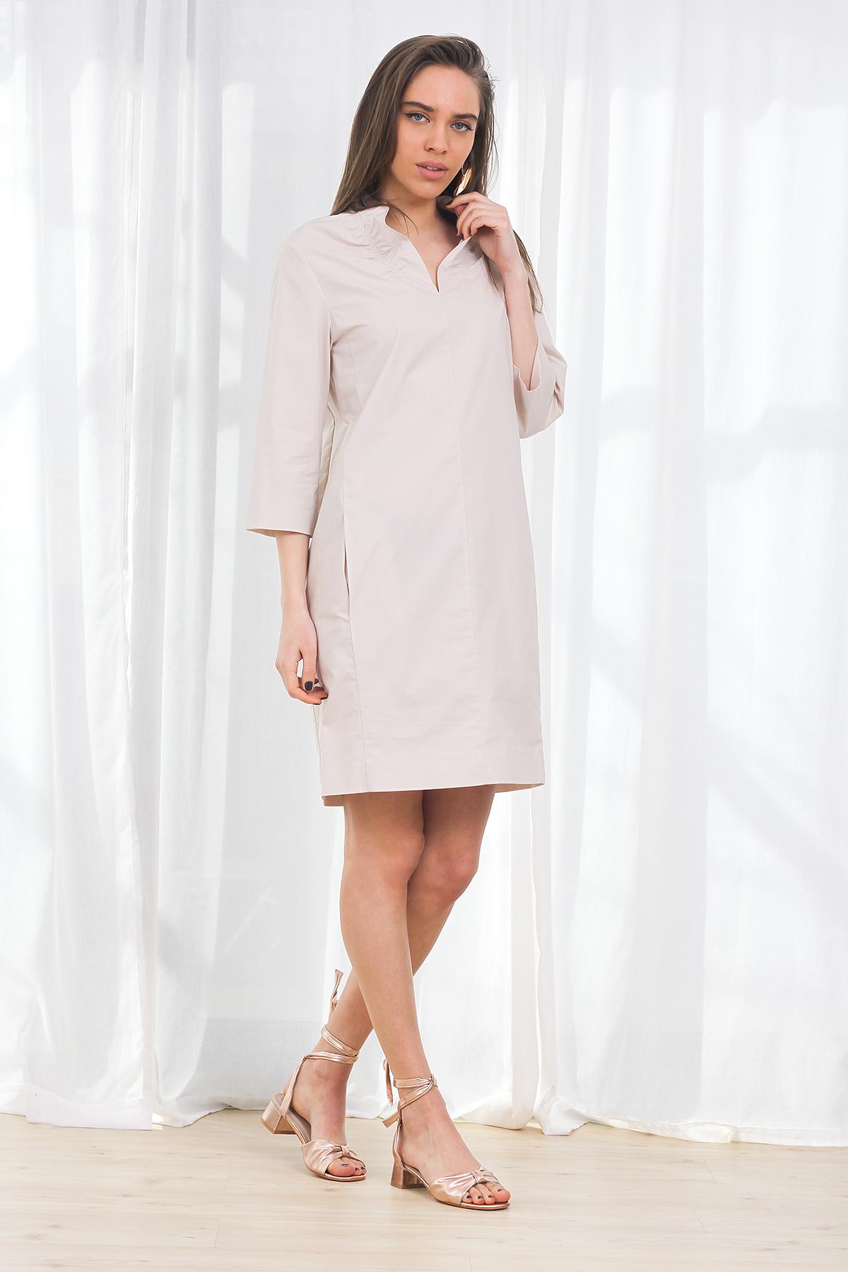 Rochie COS Nude Cotton