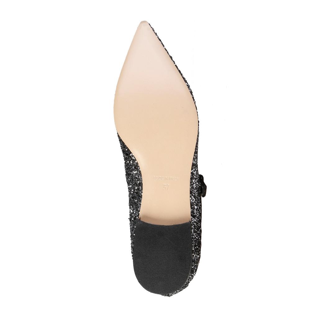 Balerini Mary Jane Versace 1969 Glitter