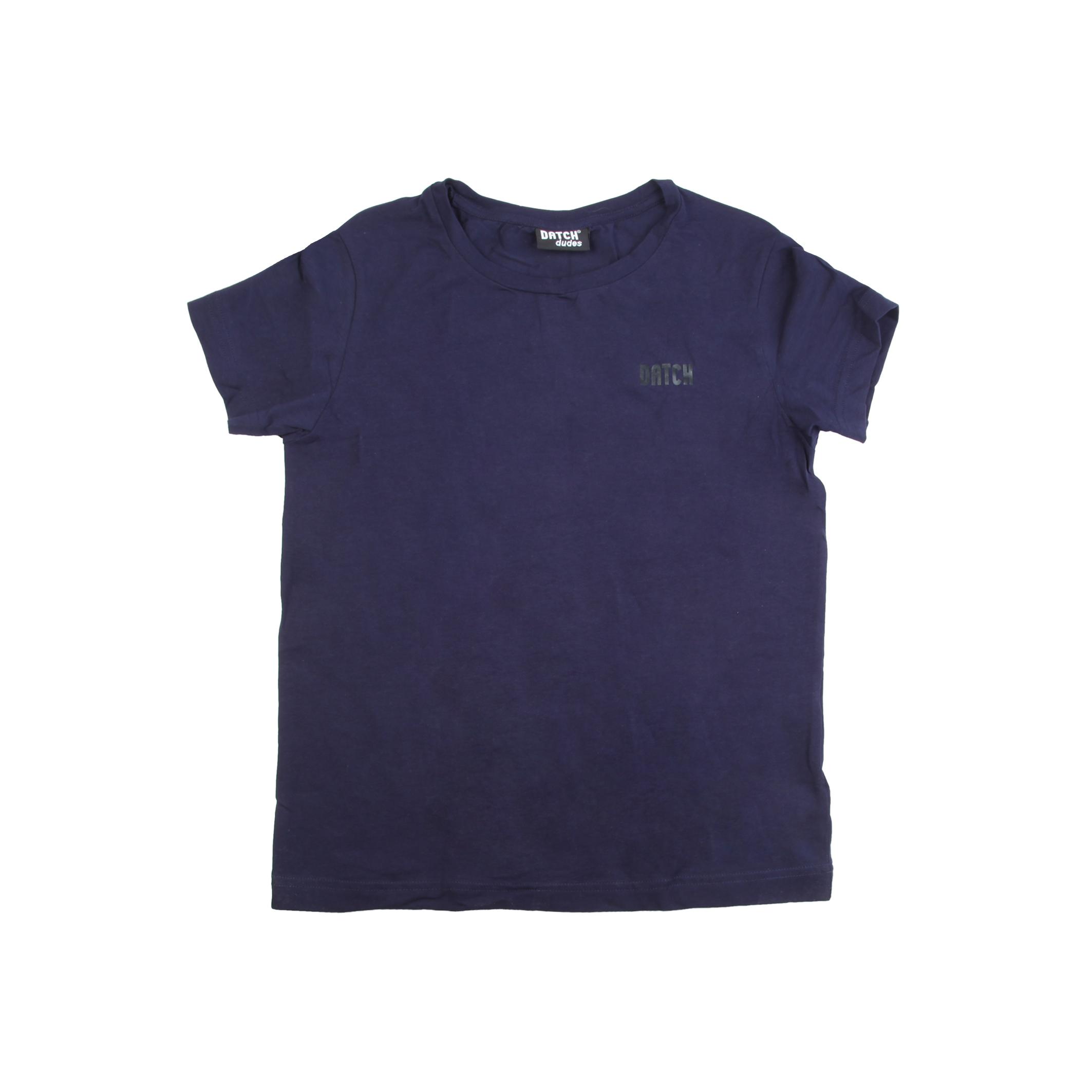 Tricou copii Datch Indigo