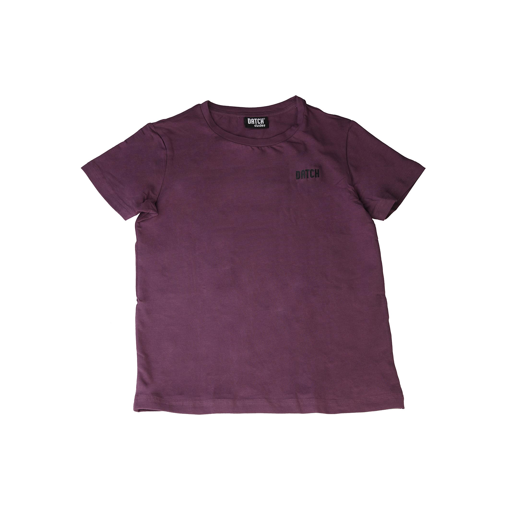 Tricou copii Datch Bordo