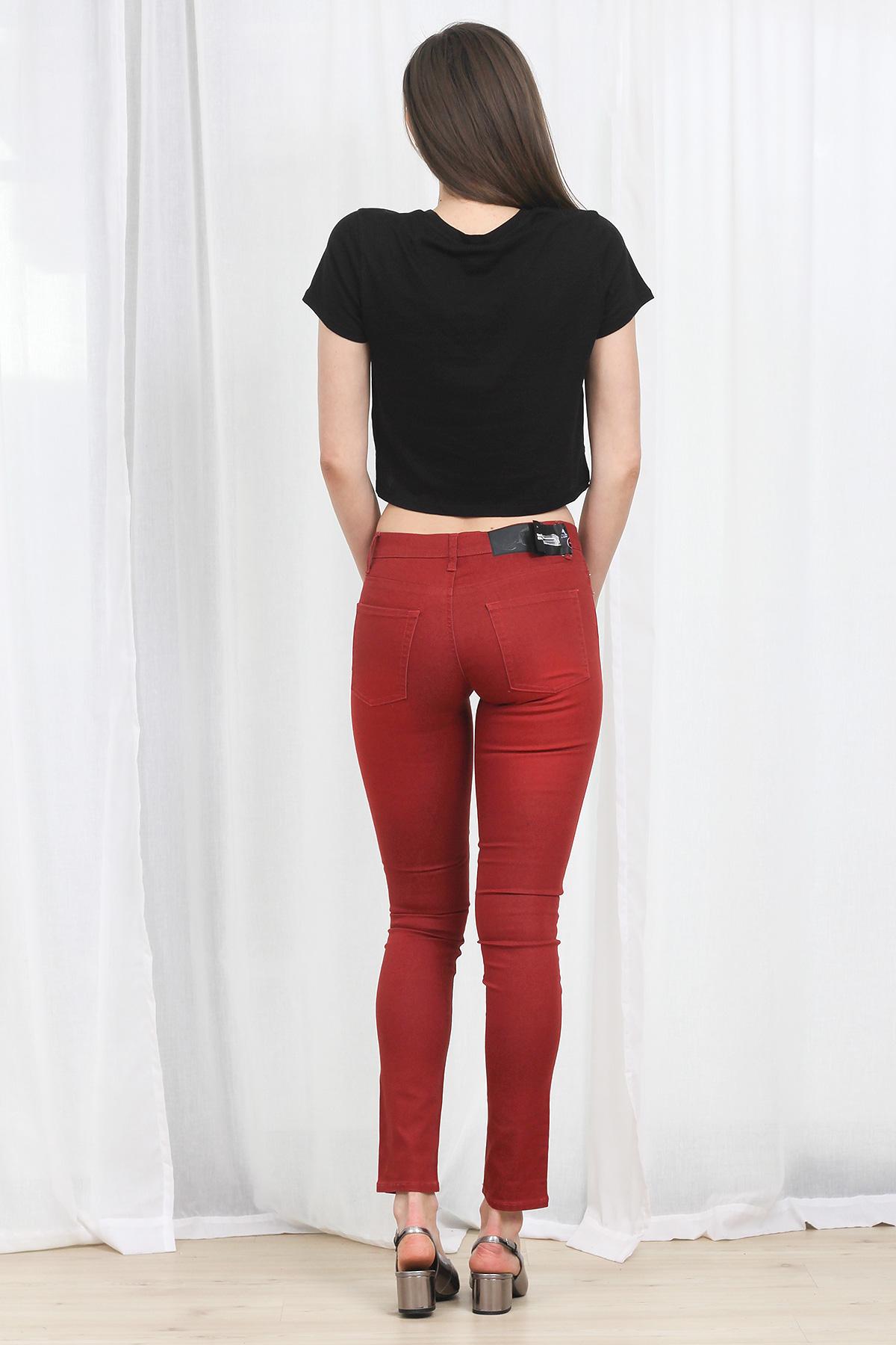 Jeansi Cheap Monday Slim Rocking Red