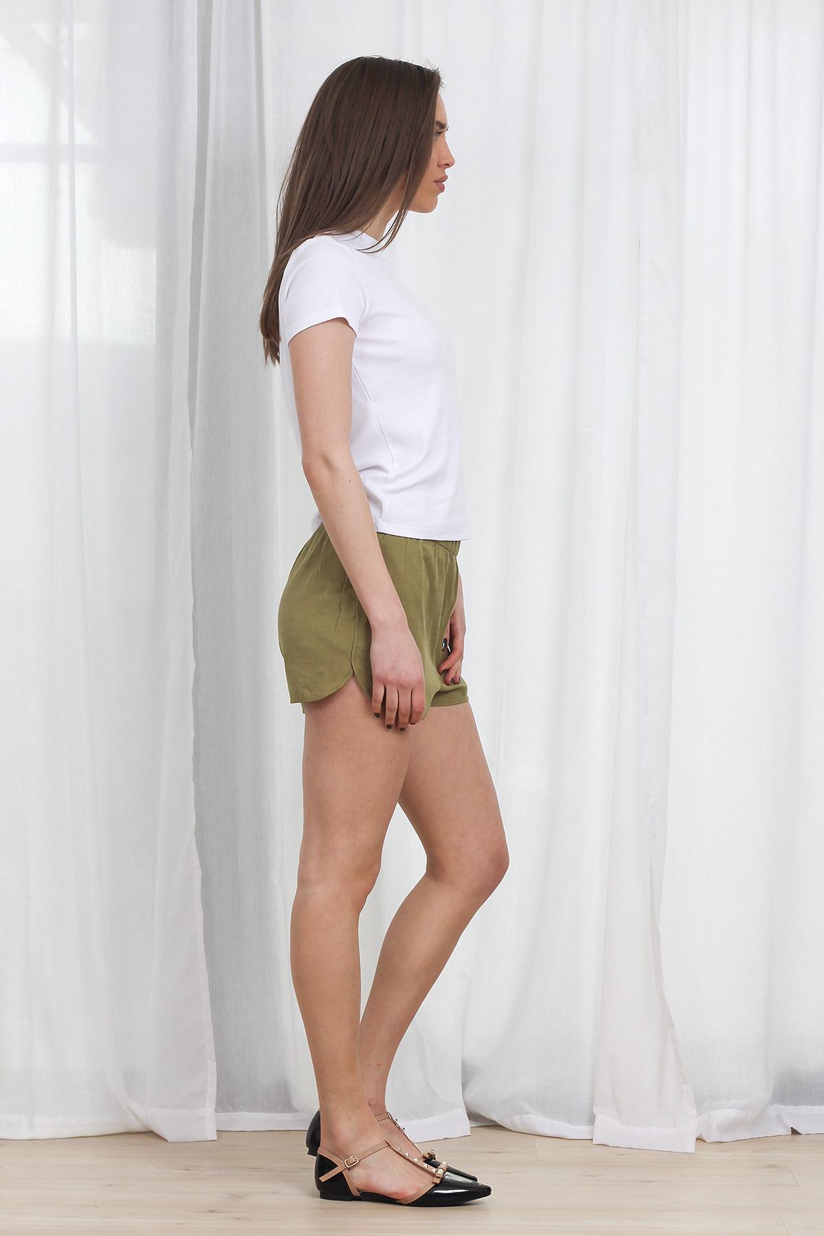 Pantaloni scurti Weekday Debra