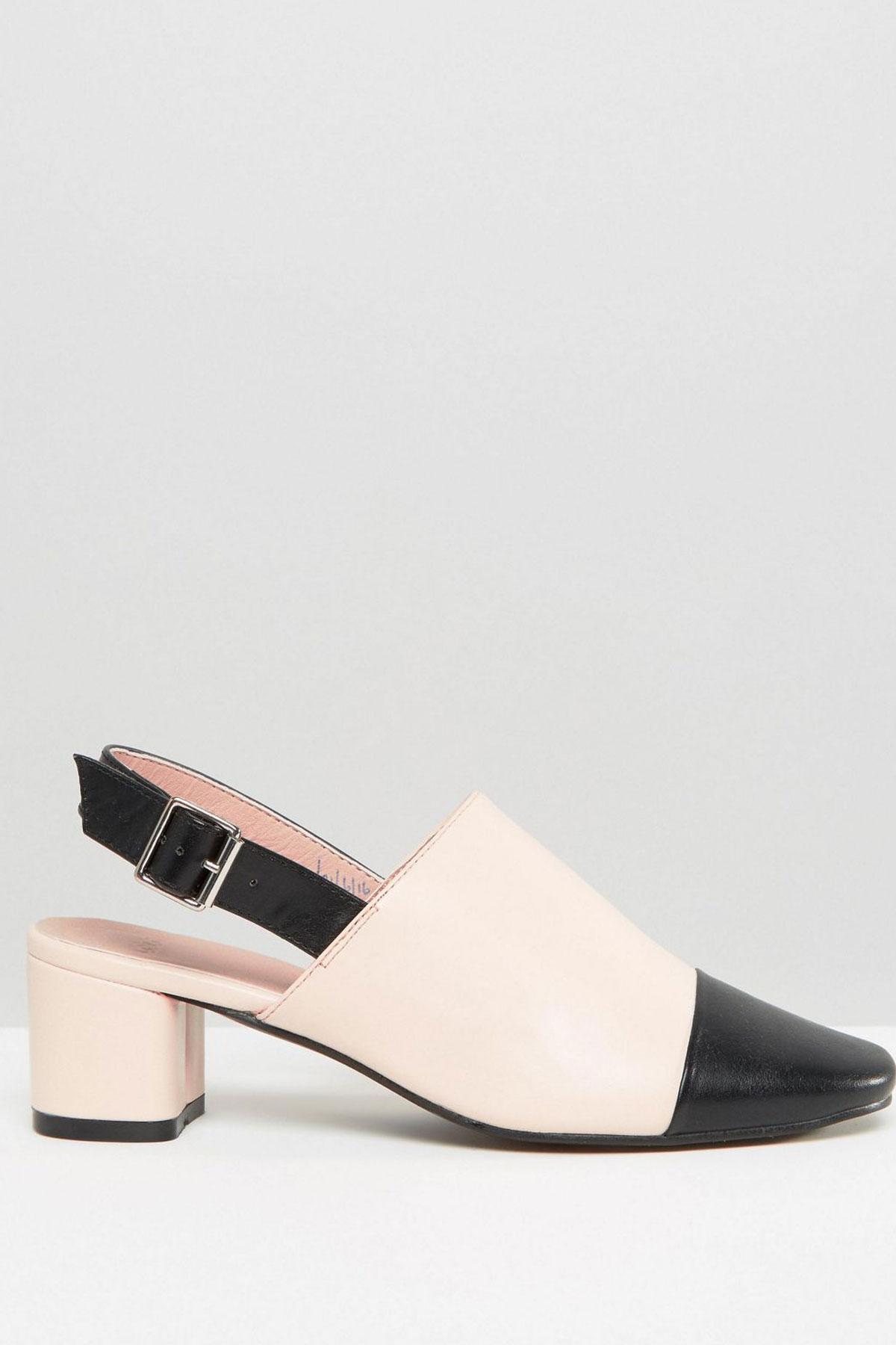 Pantofi Asos Oberon Sling Back