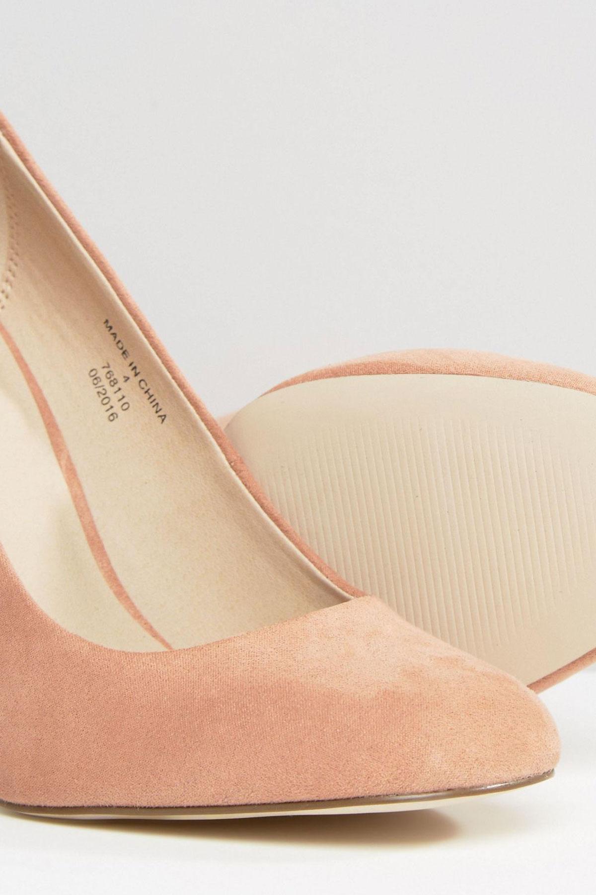 Pantofi Asos Playtime Nude