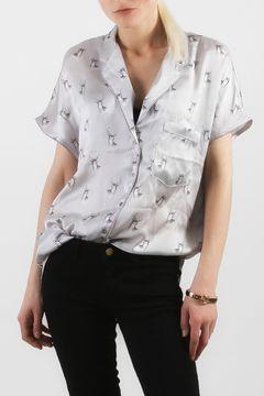 Bluza Zara pijamas