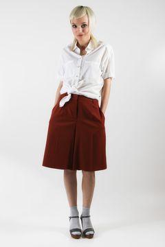 Pantaloni culottes Massimo Dutti