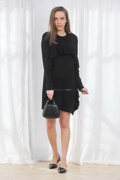 Rochie COS Black Woolen