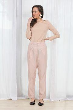 Pantaloni COS Flamingo