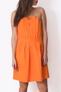 Rochie Reserved Orange