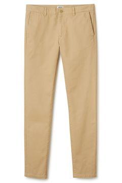 Pantaloni WeekDay Chino Beige