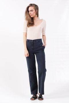 Pantaloni COS Indigo