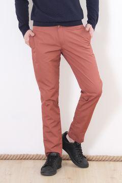 Pantaloni barbati COS Terracotta