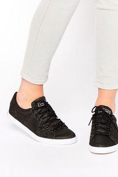 Pantofi sport Le Coq Sportif Black Glitter