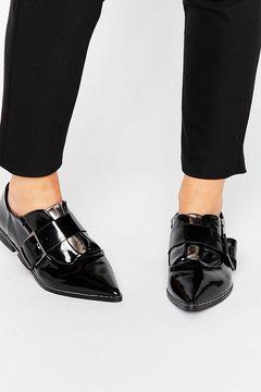 Pantofi ASOS MAGPIE Pointed Flat