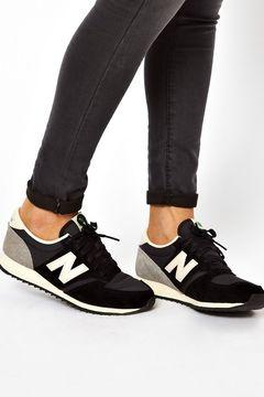 Pantofi Sport New Balance Black 420
