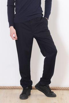 Pantaloni COS Navy Black pentru barbati