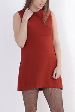 Rochie Terracotta Zara
