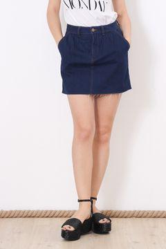 Fusta mini Jeans Zara
