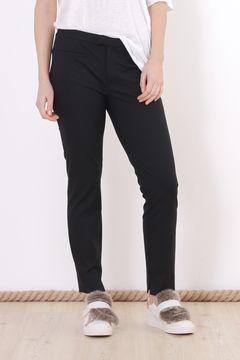 Pantaloni negri pana Zara