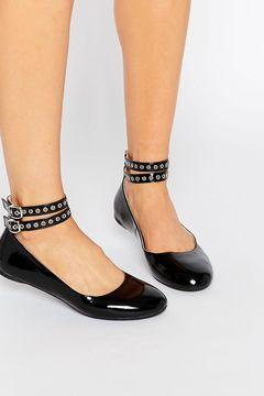 Balerini Daisy Street Multi Ankle Strap