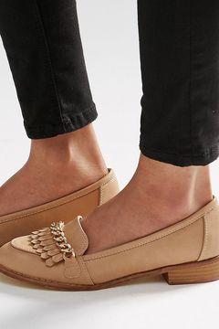 Pantofi Miss KG Miller Nude Chain