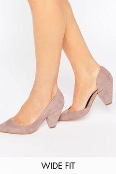 Pantofi Asos Sapphire Wide Fit